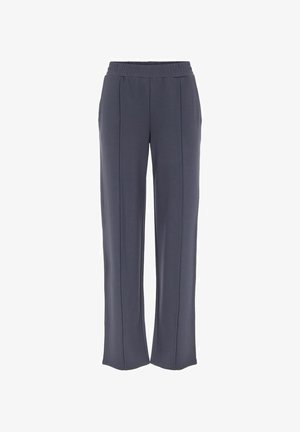 PCKLARA - Trousers - ombre blue