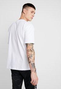Kappa - VATOU - Print T-shirt - white - 2