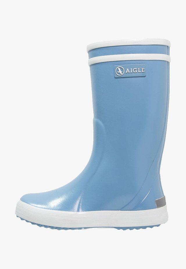LOLLY POP - Wellies - bleu ciel