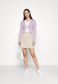 Even&Odd - Vest - lilac - 1