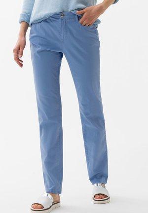 STYLE CAROLA - Straight leg jeans - sky blue