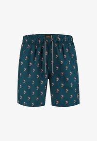 Shiwi - PALM - Shorts da mare - blue pond - 4
