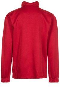 adidas Performance - CORE 18 SWEATSHIRT - Sports shirt - red/white - 1