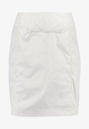 OPEL SKIRT - Áčková sukně - light grey
