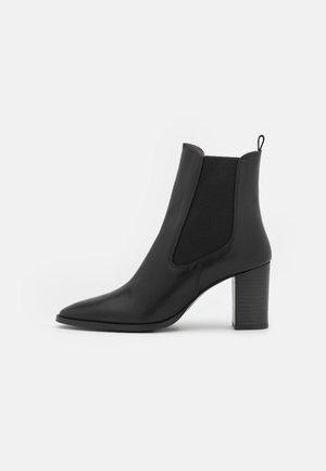 MAELO - Kotníkové boty - noir