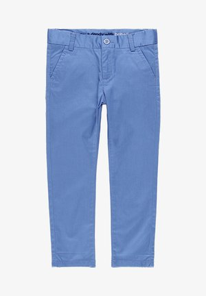 SATIN  - Trousers - blue
