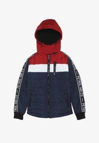 Petrol Industries - Winter jacket - deep navy - 4