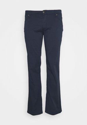 JJIGLENN JJORIGINAL - Trousers - navy
