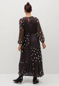 Violeta by Mango - Maxi šaty - schwarz - 1