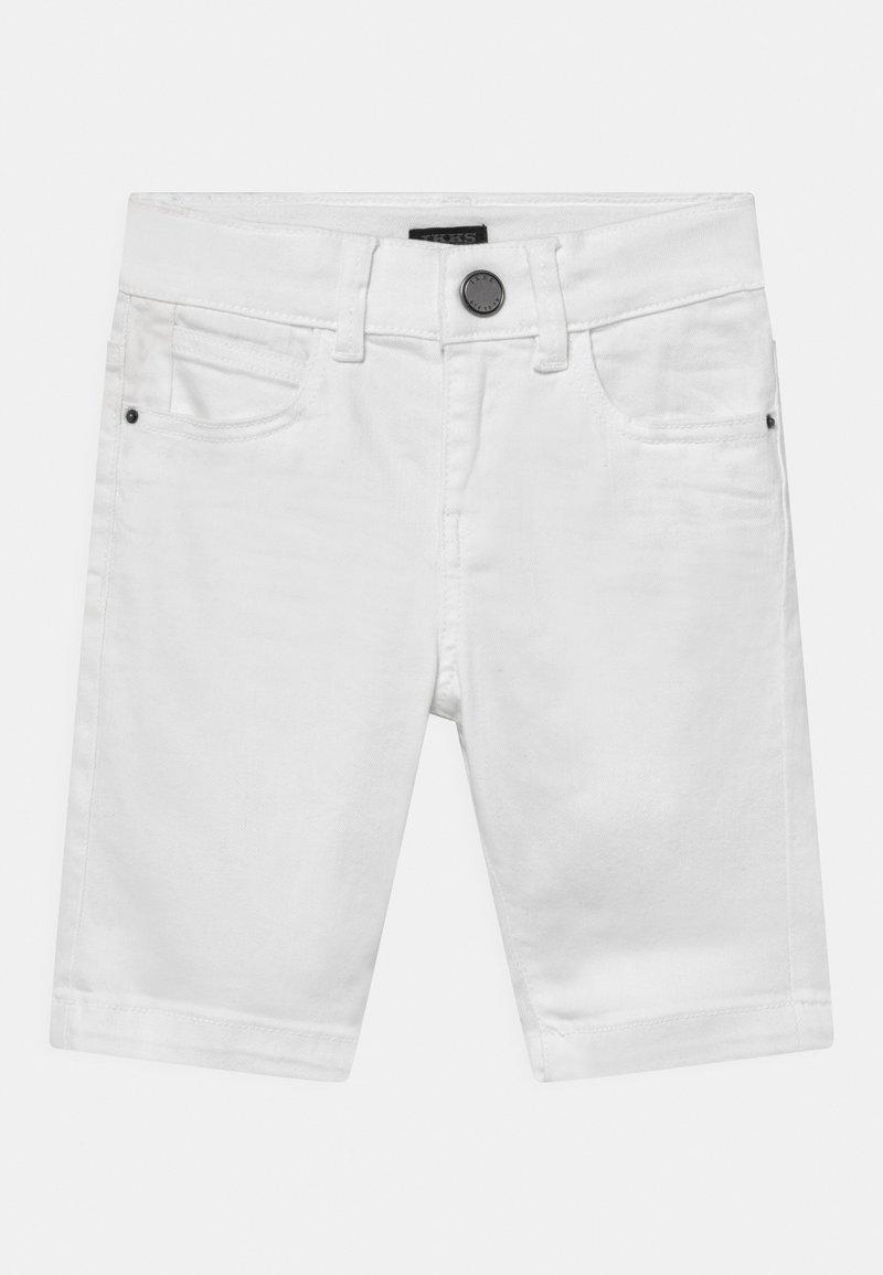 IKKS - BERMUDA - Shorts - blanc optique