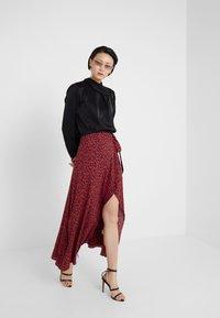 Iro - TANAKA - Maxi skirt - red - 1