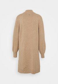 s.Oliver - Jumper dress - beige mélange - 1