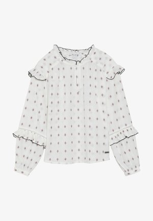 EVI - Blouse - white