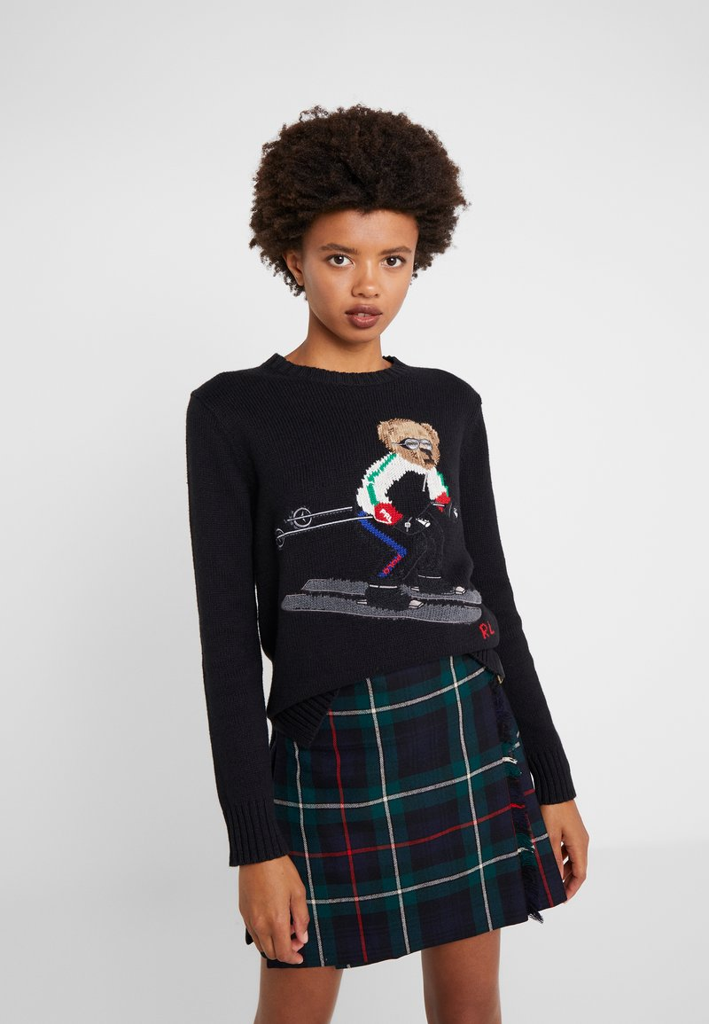 Polo Ralph Lauren - Sweter - black