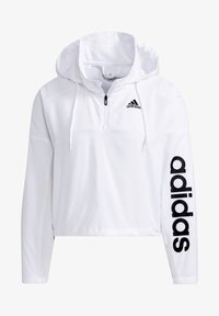 adidas Performance - ACTIVATED TECH WINDBREAKER - Windbreaker - white - 9