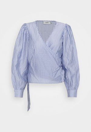 PATTI - Long sleeved top - spring blue