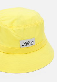 Lil'Boo - LIGHT WEIGHT BUCKET HAT UNISEX - Hat - bright yellow - 3