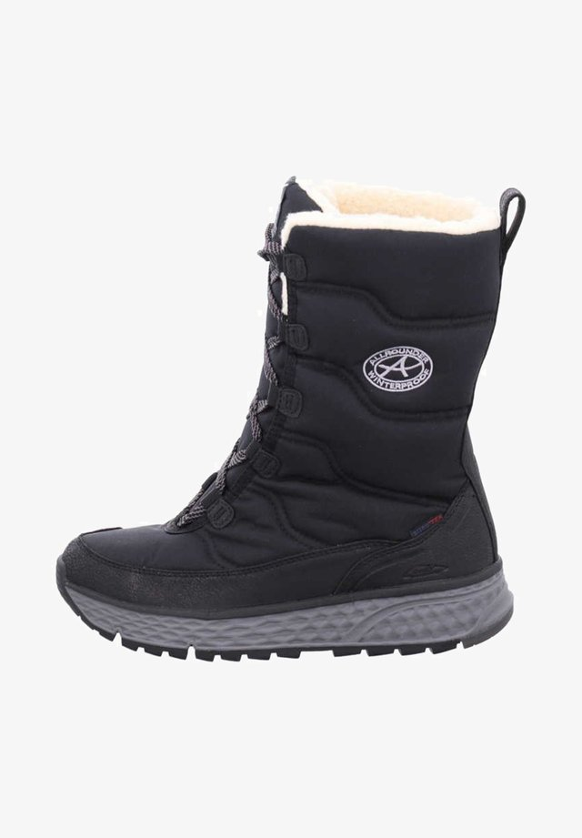 Winter boots - blackblack