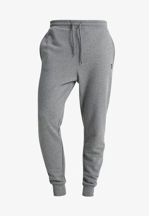 Tracksuit bottoms - mid grey marl