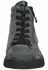 ara - Höga sneakers - graphit - 5