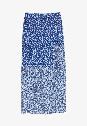 VERRONICA SKIRT - Maxi skirt - ultra marine blue