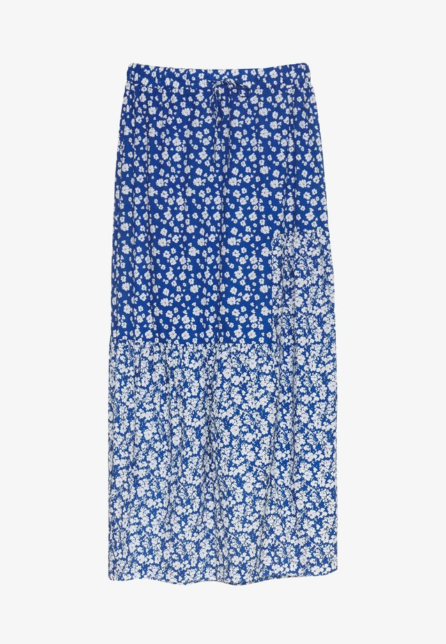 VERRONICA SKIRT - Gonna lunga - ultra marine blue