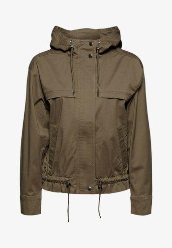Summer jacket - khaki green