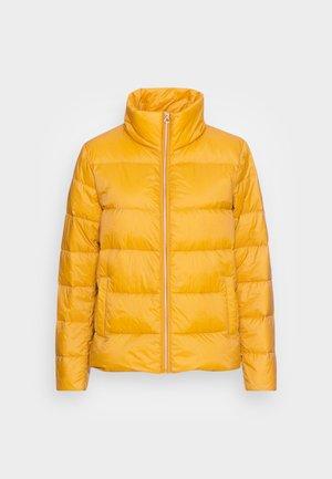 FQTOPS ASHAPE - Down jacket - harvest gold
