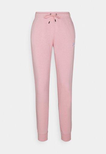 PANT - Joggebukse - pink glaze/white
