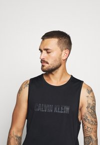 Calvin Klein Performance - TANK - Top - black - 3