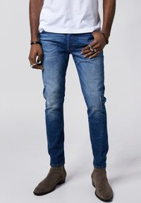 Tigha - Slim fit jeans - mid blue - 0