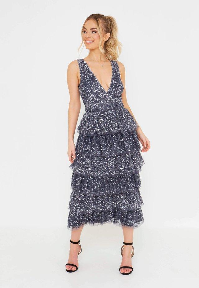 Sukienka koktajlowa - dark grey