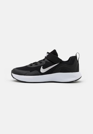 WEARALLDAY  - Trainers - black/white