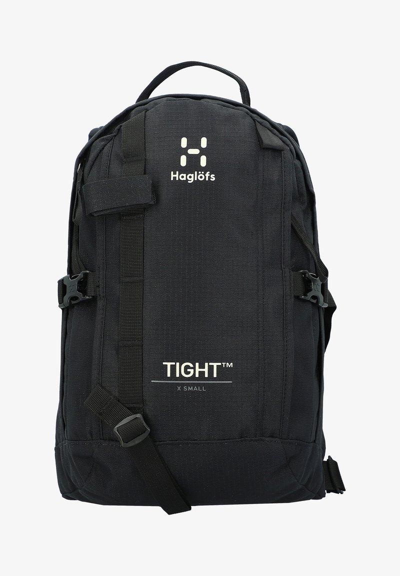 Haglöfs - TIGHT X-SMALL - Rucksack - true black