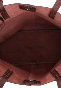 Gusti Leder - Tote bag - burgundy - 5