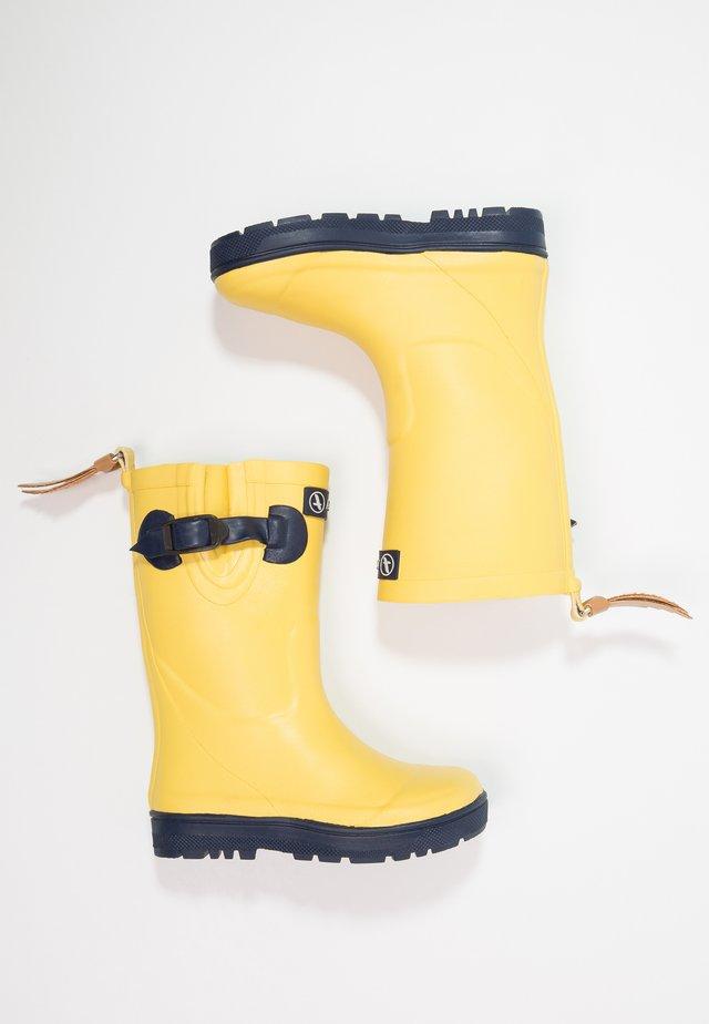 Stivali di gomma - yellow