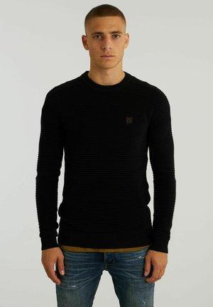 TYPHOON - Sweatshirt - black
