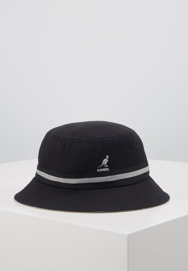 STRIPE LAHINCH - Cappello - black
