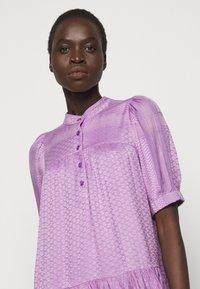 CECILIE copenhagen - LOLITA - Shirt dress - violette - 3