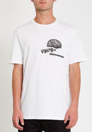 COSMOGRAMMA BSC SS - T-shirt print - white