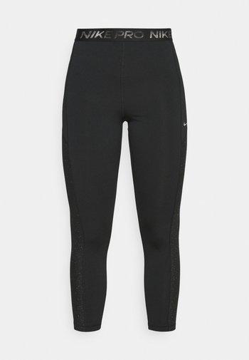 7/8 - Collant - black/particle grey