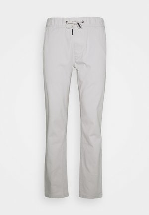 SCANTON DOBBY TRACK PANT - Trousers - light cast