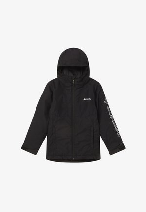 TIMBER TURNER - Snowboard jacket - black