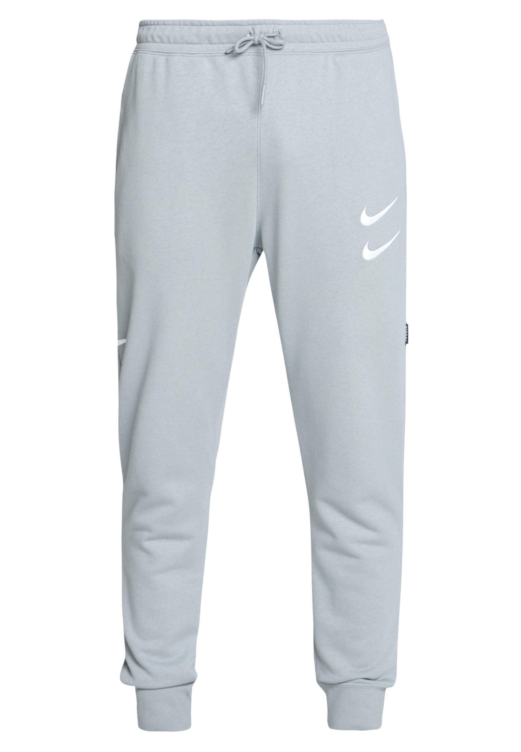 Nike Sportswear M NSW PANT FT - Pantalon de survêtement - particle grey