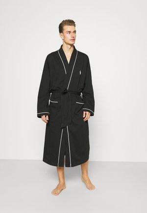 ROBE UNSIEX - Dressing gown - black