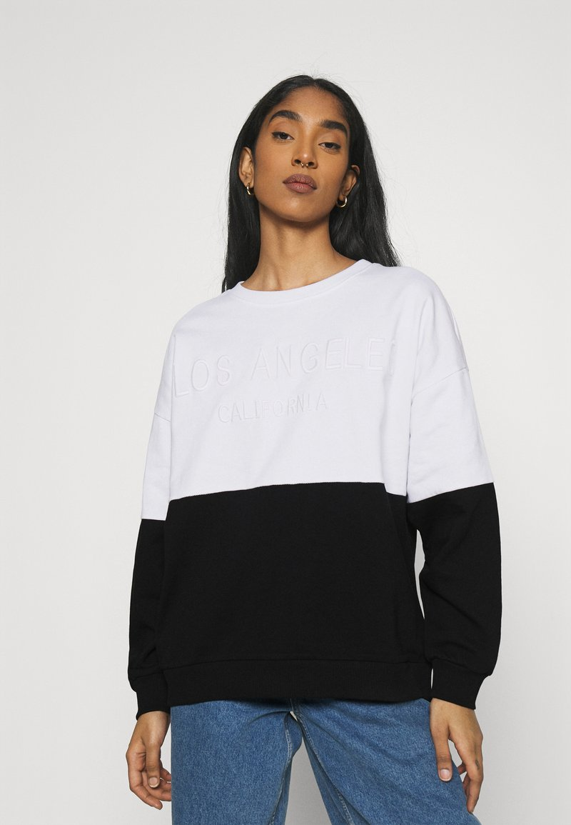 River Island - Sweatshirt - white