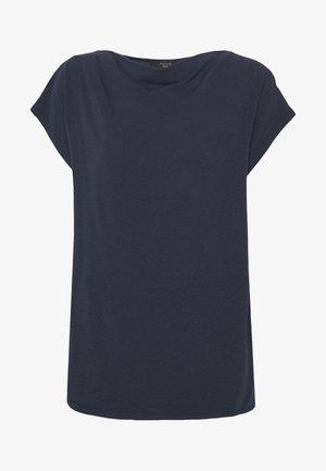 Jednoduché triko - ultramarine