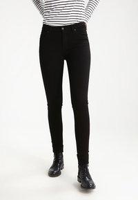Tiger of Sweden Jeans - SLIGHT     - Skinny džíny - black - 0