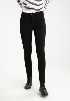 SLIGHT     - Jeans Skinny Fit - black