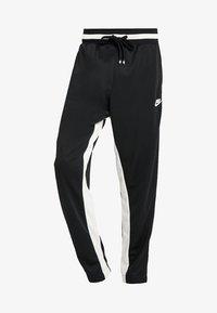 Nike Sportswear - AIR PANT - Træningsbukser - black/sail - 4